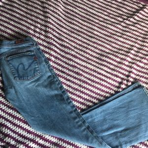 Size 27 Citizens Of Humanity Jeans